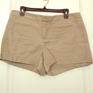 Classic Gap Tan Shorts